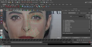 krysten-3D-model-head-polygon-tool-maya-2015
